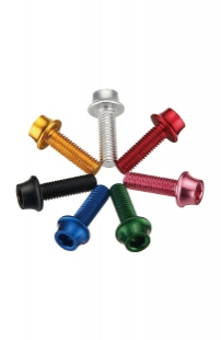 Aluminium Bottle Cage Bolts